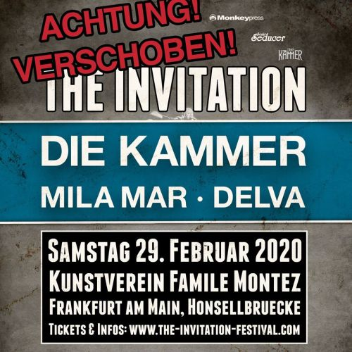 Monkeypress präsentiert: THE INVITATION