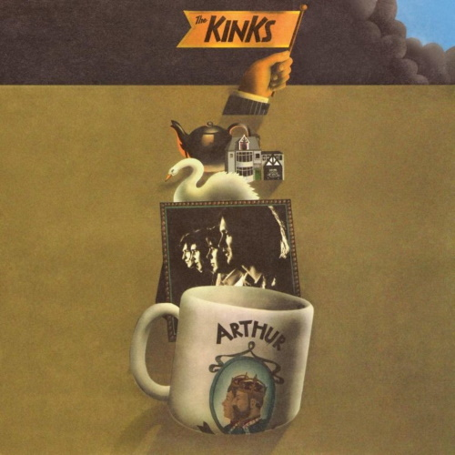 THE KINKS - Arthur or the Decline and Fall of the British Empire (50th Anniversary Edition)