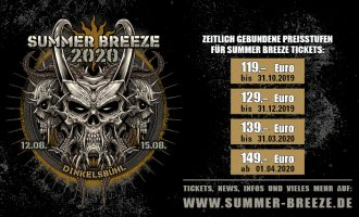 SUMMER BREEZE OPEN AIR 2020 - Alle Infos, News, Bandbestätigungen und Co.
