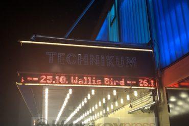 WALLIS BIRD - München, Technikum (25.10.2019)