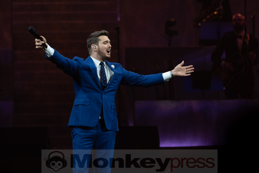 Fotos: MICHAEL BUBLE