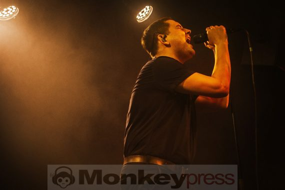 THE TWILIGHT SAD @ Köln, Club Volta (16.11.2019)