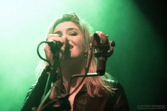 Fotos: BLOOD RED SHOES