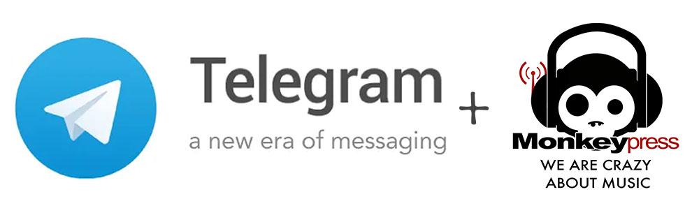 In eigener Sache: Monkeypress.de nun auch auf Telegram