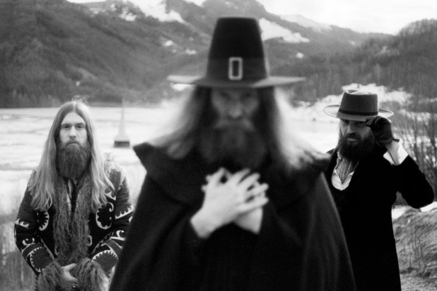 The madness is going to start soon - KADAVAR on Tour