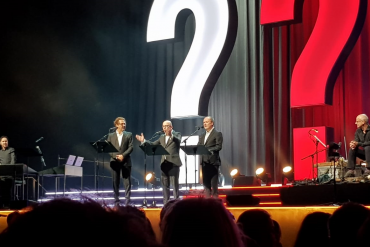 Live Hörspiel: DIE DREI ??? UND DER DUNKLE TAIPAN@Oberhausen, König-Pilsener Arena (22.11.2019)