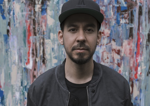 "MIKE SHINODA: mit ""fine"" auf dem Soundtrack ""The Blackout"""