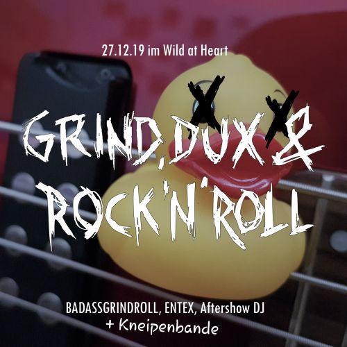 Wider dem Weihnachtsspeck - Grind, Dux & Rock 'n' Roll - Funpunk in Berlin