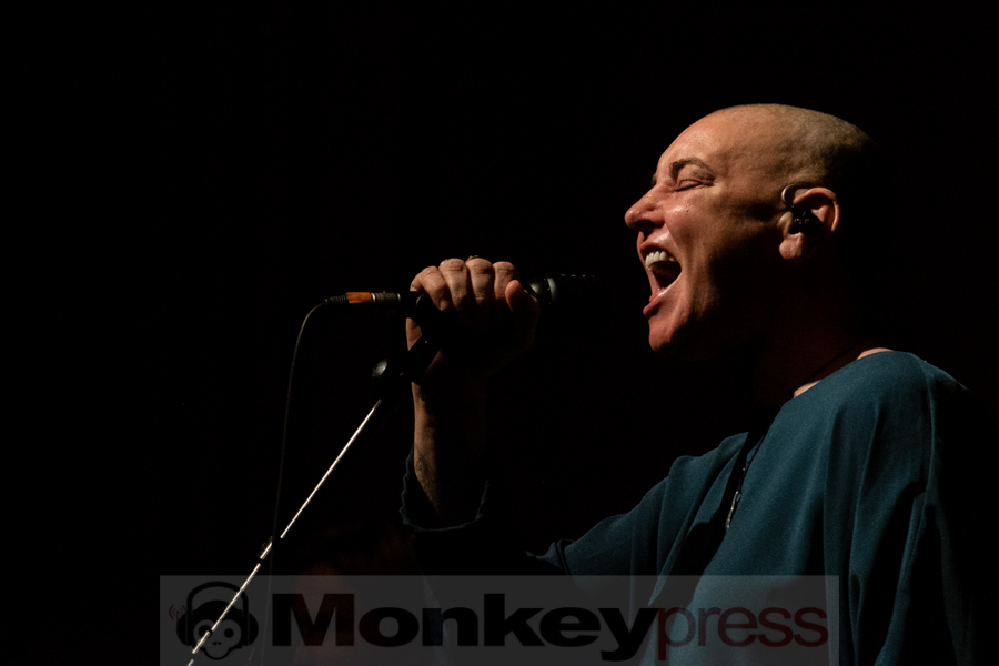 Fotos: SINEAD O'CONNOR