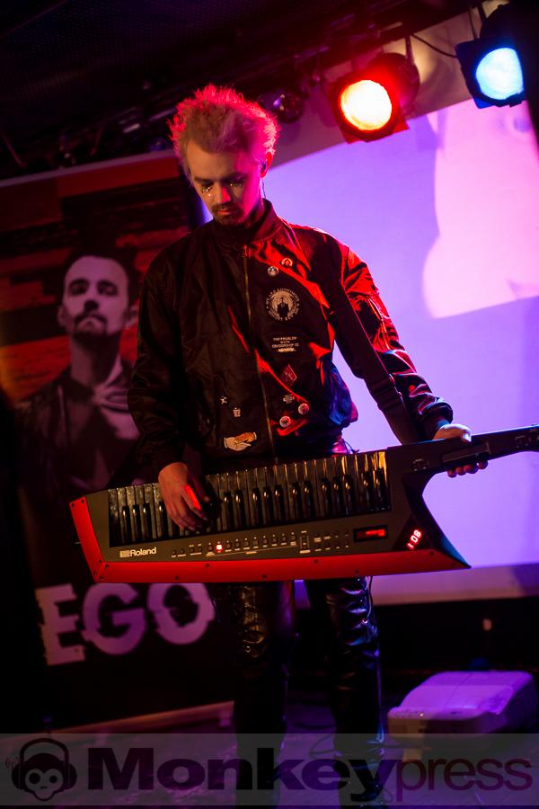Massive Ego, © Thomas Bunge
