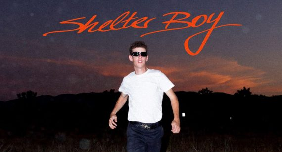 Rock'n'Roll saved his Childhood - SHELTER BOY on Tour