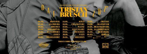 Operationen am faulen Zahn der Zeit - Tristan Brusch on Tour
