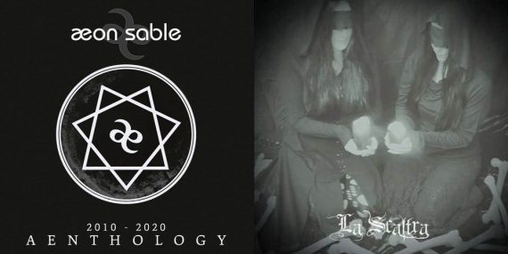 AEON SABLE - Aenthology & LA SCALTRA - Cabaret: Neues von Solar Lodge