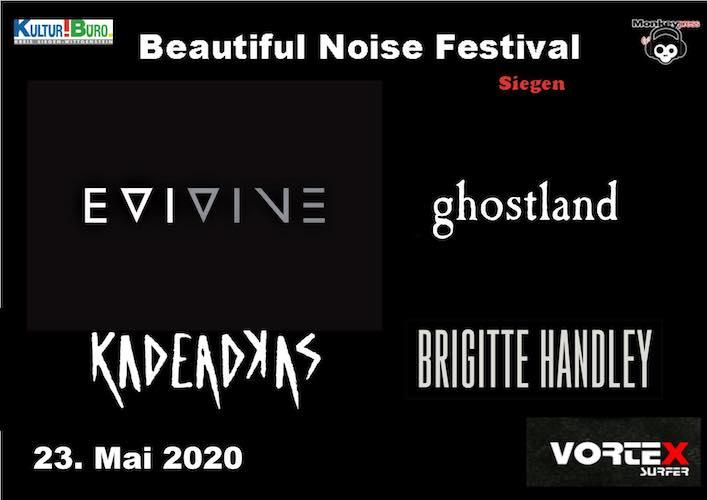[Verlosung] Monkeypress.de präsentiert: BEAUTIFUL NOISE FESTIVAL 2020