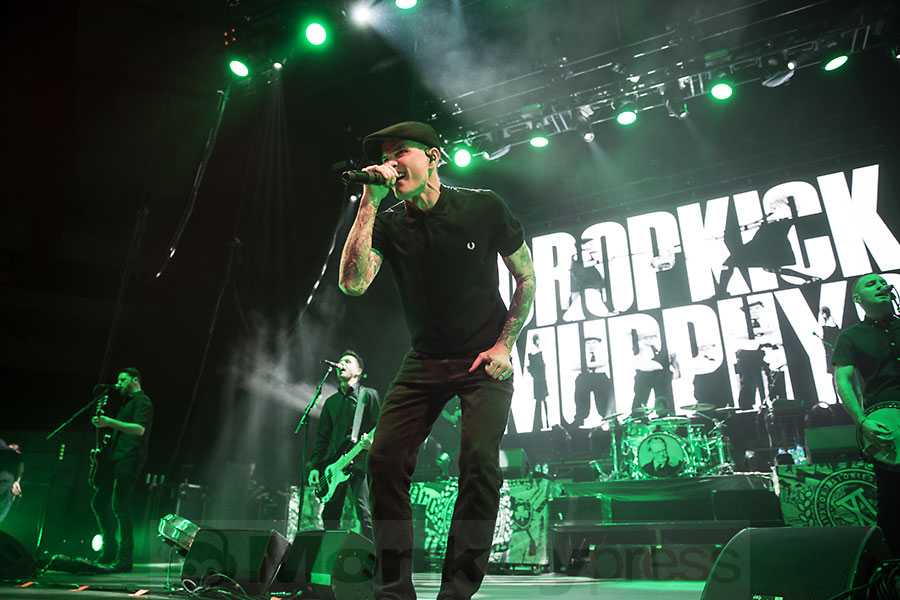 Fotos: DROPKICK MURPHYS