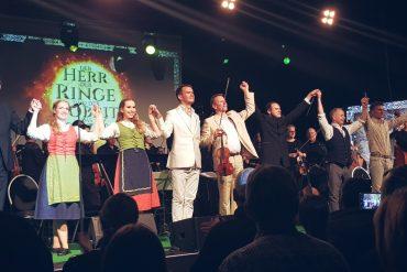 Der Herr Der Ringe & Der Hobbit: TOLKIEN ENSEMBLE live - Mönchengladbach, Redbox (02.02.2020)