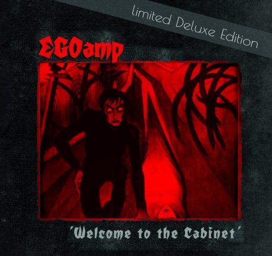 """EGOamp legen ihr Erstlingswerk """"Welcome To The Cabinet"""" neu auf"""