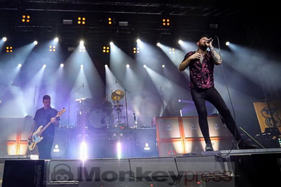 Fotos: BEARTOOTH
