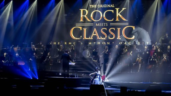 Zehn Jahre THE ORIGINAL ROCK MEETS CLASSIC - Die Jubiläumstour 2019