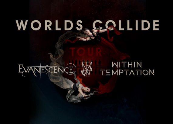 Vom selben Stern und doch zwei Welten – WITHIN TEMPTATION auf gemeinsamer Tour mit EVANESCENCE