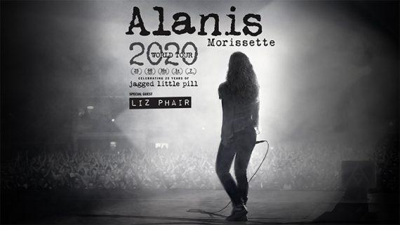25 Jahre später, doch kein bisschen ruhiger – ALANIS MORISSETTE auf World Tour 2020
