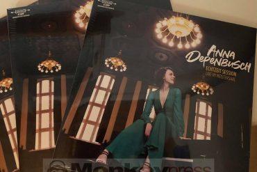 """[beendet] Drei 10"""" Vinyls von ANNA DEPENBUSCH zu gewinnen"""
