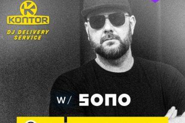 Martin Weiland (SONO) DJ Set - Kontor Records liefert den Club nach Hause