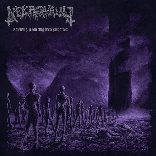 NEKROVAULT – Totenzug: Festering Peregrination