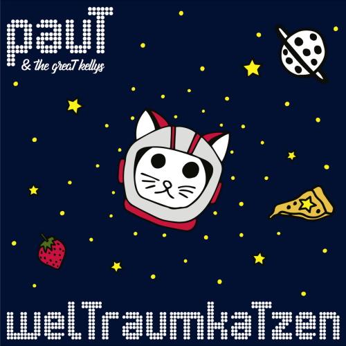 "PAUT: neues Album ""welTraumkaTzen"" und Release-Show bei YouTube"