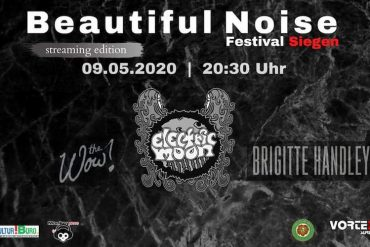 Monkeypress.de präsentiert: BEAUTIFUL NOISE FESTIVAL STREAM