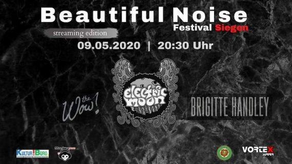 Monkeypress.de präsentiert: BEAUTIFUL NOISE FESTIVAL STREAM
