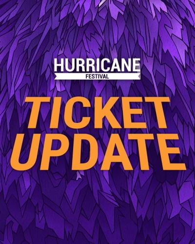 HURRICANE und SOUTHSIDE verkündigen Ticket Update - Das ist jetzt wichtig