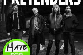 PRETENDERS - Hate For Sale