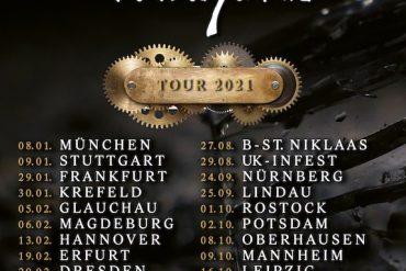 PROJECT PITCHFORK verschieben ihre Herbsttour