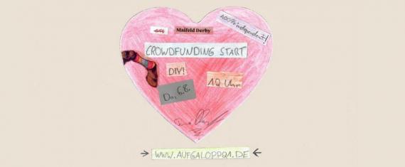 Letzte Chance: Crowdfunding-Kampagne zum Erhalt des MAIFELD DERBY