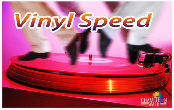 """CHAMELEON WALK veröffentlichen neues Video """"Vinyl Speed"""""""