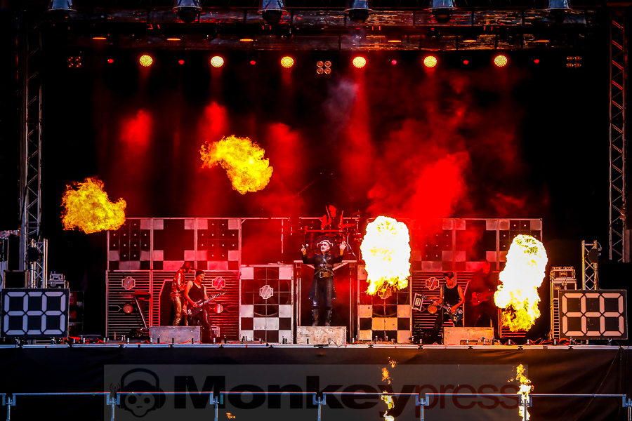 Fotos: VÖLKERBALL - A tribute to Rammstein