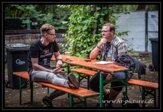 Interview: AMNISTIA (Tino Claus)