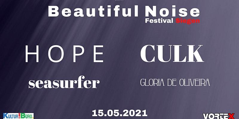 Kopf hoch und vorwärts schauen: Neuer Termin für das nächste Beautiful Noise Festival