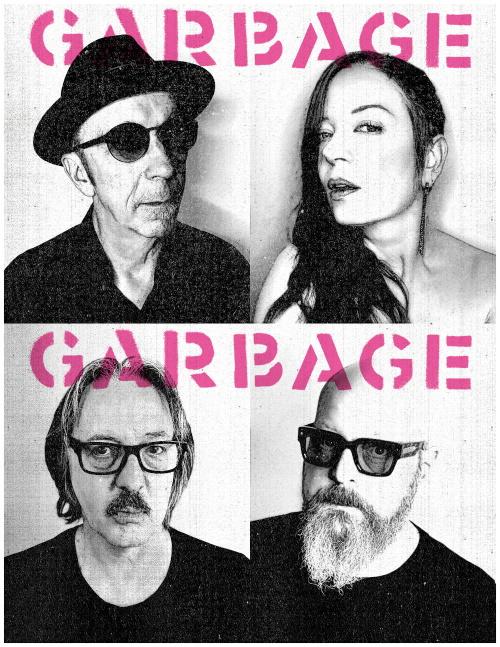 GARBAGE: neues Video jetzt, neues Album im Juni