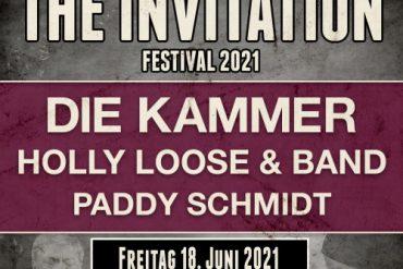 DIE KAMMER präsentiert das INVITATION FESTIVAL 2021