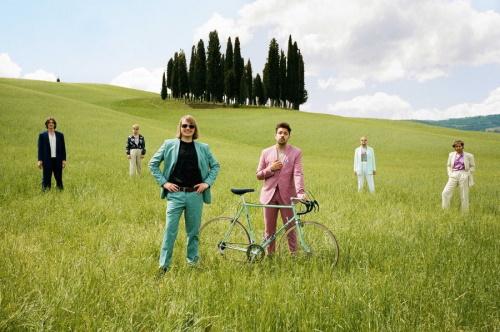 "ROY BIANCO & DIE ABBRUNZATI BOYS zelebrieren den ""Giro"""