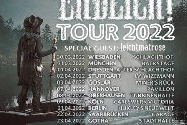 """ASP """"ENDLiCH!"""" wieder auf Tour mit LEICHTMATROSE als Support"""